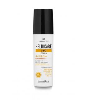 Heliocare 360º Color Gel Oil-Free SPF50+ Beige 50 ML