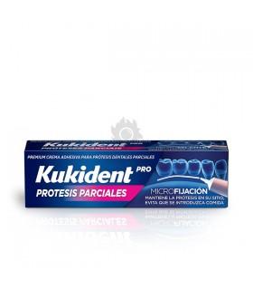 Kukident Pro Parciales Microfijacion Crema Adhesiva 40 G