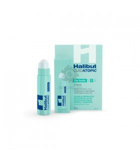 Halibut Cuidatopic Piel Atopica Pre-Brote Roll-On 15 Ml