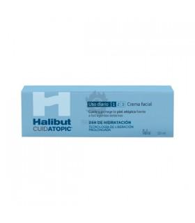 Halibut Cuidatopic Uso Diario Crema Facial 50 Ml