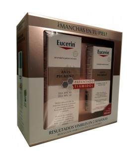 Eucerin Anti-Pigment Dia Fps 30 50 Ml + Regalo Anti-Pigment Corrector De Manchas 5 Ml