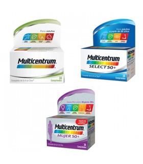 Multicentrum 30 Comprimidos Regalo Promoción