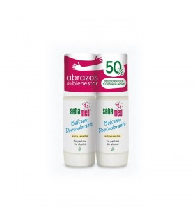 Sebamed Desodorante Roll-on Pieles Extra Sensibles 50 ml + 2º Unidad al 50%