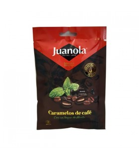 Juanola Caramelos De Cafe Con Un Toque De Menta 45G