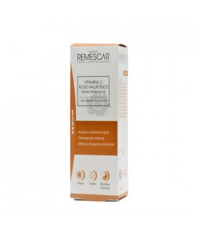 Remescar Vitamina C Acido Hialuronico Serum Reparador 30 Ml