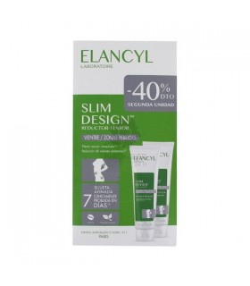 Elancyl  Duplo Slim Design 150 Ml+150 Ml 2ºU.-40%Dto