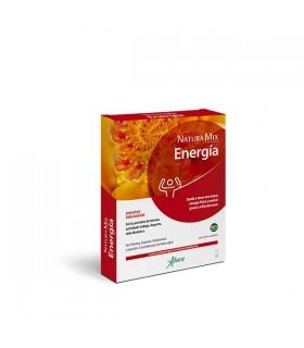Natura Mix Advanced Energia 10 Frascos Monodosis