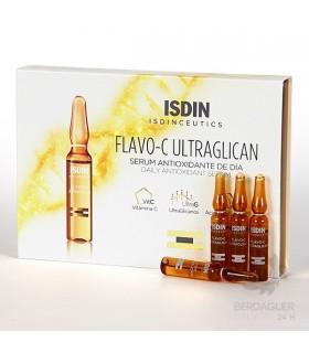 ISDINCEUTICS FLAVO-C ULTRAGLICAN 10 U