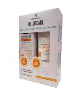 Heliocare 360º Mineral Pediatrics Spf 50+ 50 Ml + Locion Protector Solar Spf 50+ 200 Ml P.Sensibles