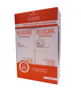 Heliocare Advanced Gel Spf 50 2 X 200 Ml