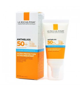 Anthelios Xl 50+ Crema Sin Perfume 50 Ml
