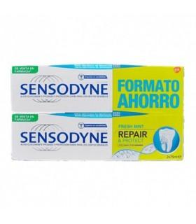 Sensodyne Repair & Protect Formato Ahorro 2 X 75 ml