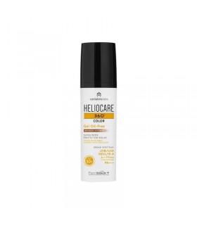 Heliocare 360º Color Gel Oil-Free SPF50+ Bronze 50 ML