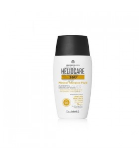 Heliocare 360 SPF 50 Mineral Tolerance Fluid 50 ML