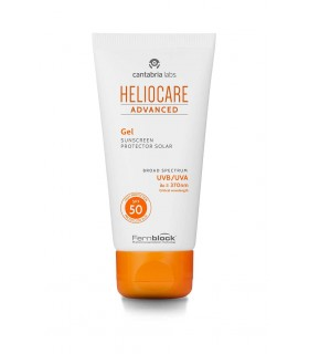 Heliocare Advanced XF Gel SPF 50 Protector Solar 50 ML