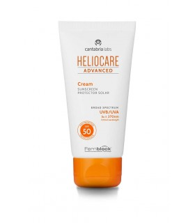 Heliocare Advanced Crema SPF 50 Protector Solar 50 ML
