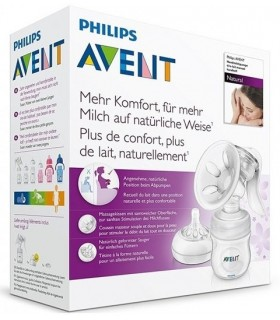 Avent Phlips Extractor de Leche Manual