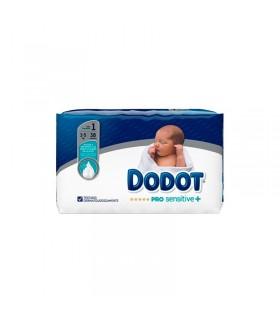 Dodot Pañal Infantil Pro Sensitive Talla 0 38 Unidades