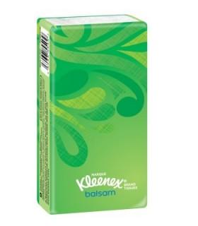 Kleenex Balsamico con Aloe Vera, Vitamina E y Calendula 1 Unidad