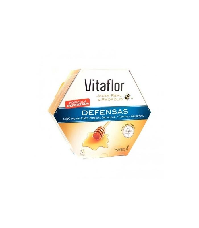 Vitaflor Defensas Jalea Real Y Propolis 20 Viales