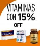 Vitaminas Promoción