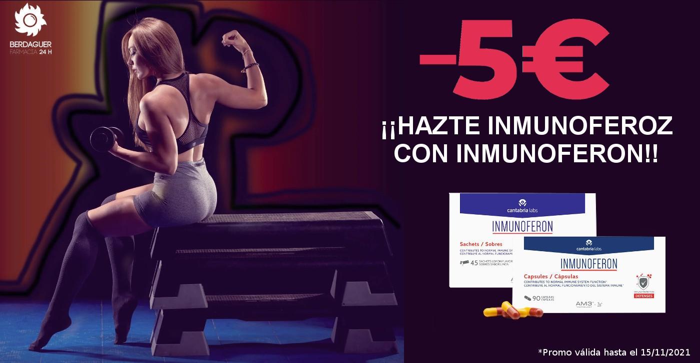 Inmunoferon 5€